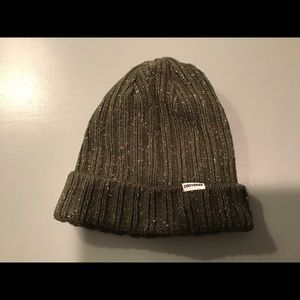 Converse Olive Green Winter Hat